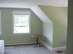 Cape Cod House Painting Fine Interior And Exterior House